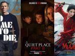 7 Deretan Film Hollywood Terbaru yang Jadwal Rilis Perdananya Ditunda karena Virus Corona