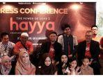 Sinopsis dan Trailer Film Hayya : The Power of Love 2, Lengkap dengan Pemerannya