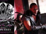 Sinopsis The Man with the Iron Fists, Aksi Balas Dendam oleh Sang Anak, Tayang Malam Ini di GTV