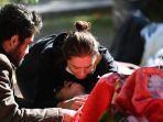 Momen Penyelamatan Korban Gempa Turki: Cerita Petugas saat Selamatkan Balita Tiga Tahun