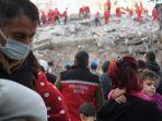 Berhasil Diangkat Regu Penyelamat dari Puing Gempa Turki, Gadis 16 Tahun: Aku Mainkan Biola Untukmu
