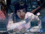 Sinopsis Ghost In The Shell, Scarlett Johansson Jadi Cyborg, Malam Ini Pukul 20.00 WIB di TransTV
