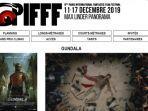 Film Gundala Berhasil Menembus Paris International Fantastic Film Festival (PIFFF) 2019