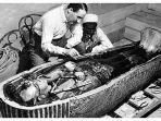 Hari Ini dalam Sejarah 4 November: Arkeolog Howard Carter Menemukan Makam Firaun Tutankhamun