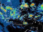 Info BMKG - Prakiraan Cuaca Jumat 5 Februari 2021: Yogyakarta Hujan Lebat, Kupang Awas Hujan Petir