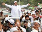Tak Jadi Pulang Saat Maulid Nabi, Rizieq Shihab Umumkan Tiba di Indonesia Tanggal 10 November