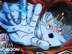 LINK GRATIS One Piece chapter 1005: Ini Dia Kemunculan Sang Ksatria Lautan di Perang Onigashima