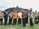 Menag Ingin Jadikan Candi Borobudur Pusat Ibadah Umat Buddha Dunia, Ganjar: Banyak Sekali Manfaatnya