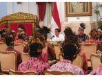 Jokowi Janji Tahun Depan Istana Presiden RI akan Dibangun di Papua
