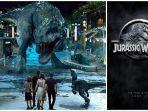 Sinopsis Jurassic World, Dinosaurus Mengerikan Ngamuk di Taman Hiburan, Malam Ini 19.00 WIB di GTV