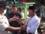 Video Viral Kakek Diborgol oleh Petugas Seperti Pelaku Kriminal, Ternyata Karena Tak Pakai Masker