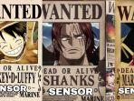 10 Bounty Terbaru di One Piece Usai Arc Wano, Luffy Diperkirakan Punya Nilai Buron 3,5 Miliar Berry