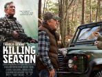 Sinopsis Killing Season, Robert De Niro & John Travolta Bertahan di Padang Gurun, Tayang di TransTV