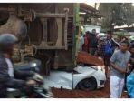 6 Fakta Kecelakaan Maut di Karawaci, 4 Orang Tewas hingga Kondisi Mobil yang Remuk Parah