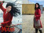 Pemeran Pengganti Liu Yifei dalam Film Mulan Viral, Cantiknya Nggak Kalah dari Sang Aktris