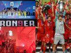 Kaleidoskop 2020: Daftar Para Juara Liga-Liga Sepak Bola Top di Eropa selama Pandemi Covid-19