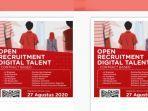 Lowongan Kerja Telkom Group, Buka Banyak Posisi hingga Akhir Tahun, Ini Syarat dan Cara Daftarnya