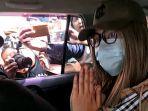 Penampilan Lucinta Luna di Sel Tahanan, Kekasih Abash Tampil Tanpa Make Up