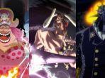 Inilah 10 Penjahat Paling Kuat yang Ada di Dunia One Piece dan Kelemahan Mereka