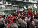 Hari Ini Aksi Demo Buruh Tolak UU Cipta Kerja Digelar Serentak di 24 Provinsi dan 200 Kabupaten/Kota