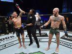 Kalah, Conor McGregor Keluhkan Kuatnya Tendangan Dustin Poirier, Bikin Kaki Mati Rasa