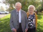 Bersama Sejak Usia 14 Tahun, Pasangan Berusia 91 Tahun Meninggal karena Covid-19