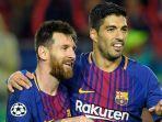 Barcelona Berpeluang Gagal Lepas Luis Suarez ke Juventus Akibat Permintaan Khusus dari Lionel Messi