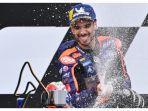 Tak Hanya Menang dan Dihadiahi Mobil BMW, Miguel Oliveira Juga Hentikan Rentetan Kemenangan Ducati