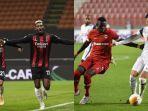 Hasil Liga Europa: AC Milan Beringas Teruskan 23 Laga Tanpa Kalah, Tottenham Permalukan Liga Inggris