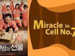 Miracle in Cell No 7 Dibuat Versi Indonesia Dibintangi Vino G Bastian, Tora Sudiro, dan Indro Warkop