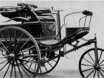 Hari Ini dalam Sejarah: Motorwagen, Mobil Berbahan Bakar Bensin Pertama di Dunia Dipatenkan