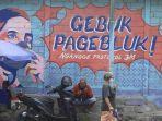 Ada Keluarga Positif Covid-19, Satu RT di Yogyakarta Diisolasi