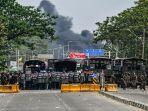 Militer Myanmar Kian Brutal, Satu Hari Tembak Mati 38 Pengunjuk Rasa: Disebut Hari Paling Mematikan