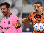 Sama-sama Dikabarkan Pindah, Duel Ronaldo vs Messi Bisa Terwujud di Liga Inggris: Ini Alasannya
