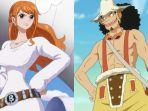 Spoiler One Piece 996: Komachiyo dan Tama, Usopp serta Nami Berbalik Serang Ulti & Page One