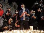 Umat Muslim Prancis Turut Berduka dan Marah atas Insiden Nice: Pelaku Jauh dari Nilai-nilai Islam