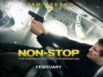 Bioskop Trans TV: Film Non-Stop, Dibintangi Oleh Liam Neeson, Tayang Malam Ini Pukul 21.30 WIB