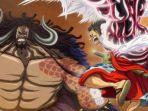Bocoran One Piece Chapter 1000: Luffy Siapkan Jurus Baru untuk Hadapi Kaido di Atap Onigashima