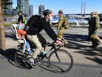 Terlalu Sering Bersepeda Bakal Picu Disfungsi Ereksi? Ini Jawabannya