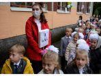 Sekolah Kembali Dibuka Hari Ini, Kasus Covid-19 di Rusia Justru Tembus 1 Juta