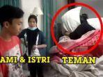 Istri Gerebek Suami yang Selingkuh di Hotel, Pelakor Ternyata Teman Istri: 'Kakak Kenapa Kek Gini'