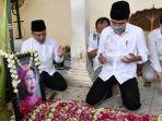 Fakta Pemakaman Ibunda Jokowi, Sudjiatmi Notomihardjo: Presiden Buka Kain Kafan dan Lantunkan Adzan