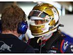 Ikuti Tes F1 Abu Dhabi, Lap Time Pembalap Indonesia Sean Gelael Tempel Juara Dunia F1 Kimi Raikkonen