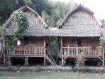 Penginapan Bambu Lengkung