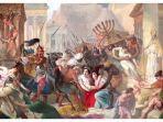 Hari Ini dalam Sejarah 4 September: Romulus Augustus Turun Tahta, Kekaisaran Romawi Barat Berakhir