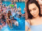 Gara-gara Bikininya Terlepas saat Pesta Kolam Renang, Gadis Ini Dibunuh Pacarnya yang Kalap