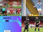 Hasil Liga Inggris: Duel Liverpool vs Manchester United Berakhir Kacamata, Man City Sodok Papan Atas