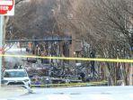 Ledakan Bom Dahsyat di Nashville pada Hari Natal, Hancurkan 20 Bangunan & Ditemukan Potongan Tubuh
