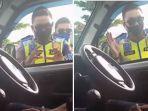 Viral Polisi Tak Jadi Tilang Pelanggar Lalu Lintas, Alasannya karena Mengetahui Isi di Dalam Mobil