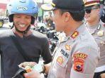 Polisi Kudus Selipkan Uang 100 Ribu pada Dompet Pria yang Kena Razia Motor, Ini Alasannya